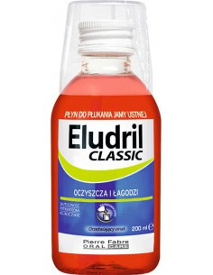 ZL.  Eludril Classic 0,10% 200ml