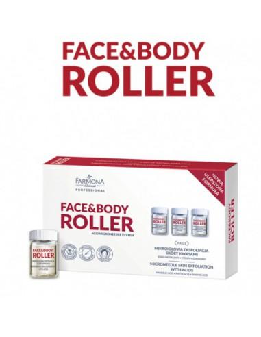 ZN.  Farmona Face & Body Roller...